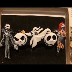 Nightmare before Christmas Large barrette
